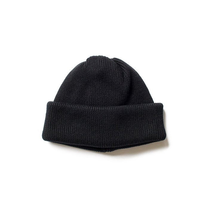 140041684 crepuscule / knit cap 2 1901-009 Black ニットキャップ ブラック<img class='new_mark_img2' src='//img.shop-pro.jp/img/new/icons47.gif' style='border:none;display:inline;margin:0px;padding:0px;width:auto;' /> 01