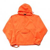 IKEDR / IRVINE ナイロンアノラック - Bright Orange