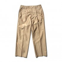 blurhms / Light Reversed Satin Slacks BHS-19SS015 - Beige