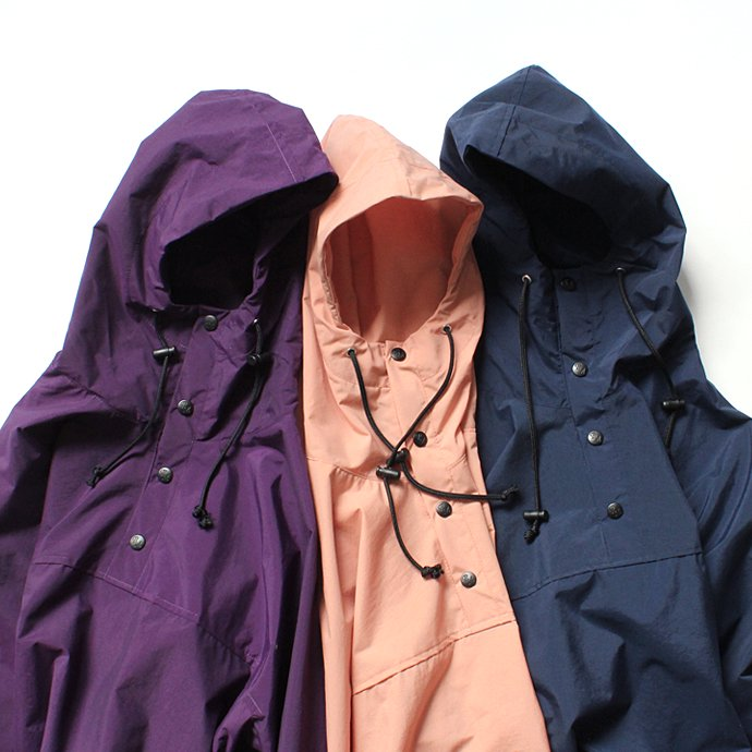 141357457 Powderhorn Mountaineering / P.H. Pull ナイロンプルオーバーアノラック PH19SS-003 - Purple<img class='new_mark_img2' src='//img.shop-pro.jp/img/new/icons47.gif' style='border:none;display:inline;margin:0px;padding:0px;width:auto;' /> 02