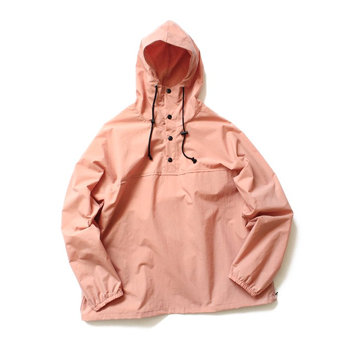 141357498 Powderhorn Mountaineering / P.H. Pull ナイロンプルオーバーアノラック PH19SS-003 - Coral<img class='new_mark_img2' src='//img.shop-pro.jp/img/new/icons47.gif' style='border:none;display:inline;margin:0px;padding:0px;width:auto;' /> 01