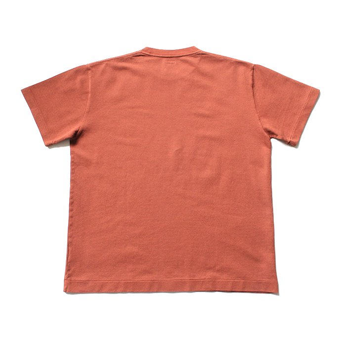 141547680 blurhms / Seed Stitch Box Tee BHS-19SS025-SED - Ash Orange<img class='new_mark_img2' src='//img.shop-pro.jp/img/new/icons20.gif' style='border:none;display:inline;margin:0px;padding:0px;width:auto;' /> 02