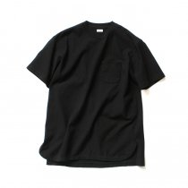 blurhms / Super Hard Twisted Pocket Long Tee BHS-19SS028 - Black