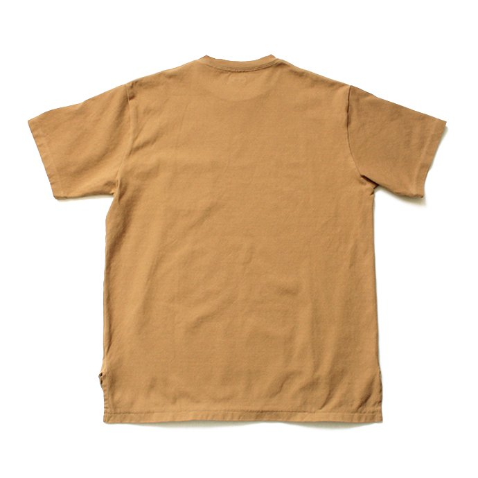 141608615 blurhms / Super Hard Twisted Pocket Long Tee BHS-19SS028 - Camel 02