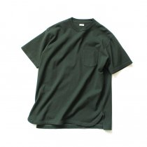 blurhms / Super Hard Twisted Pocket Long Tee BHS-19SS028 - Deep Olive