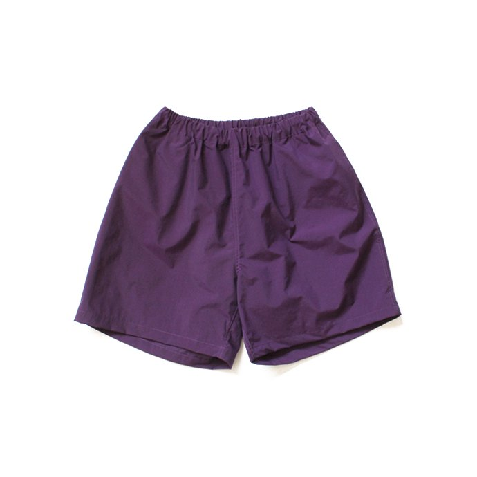 142049452 Powderhorn Mountaineering / Mountain Easy Shorts イージーショーツ PH19SS-004 - Purple 01