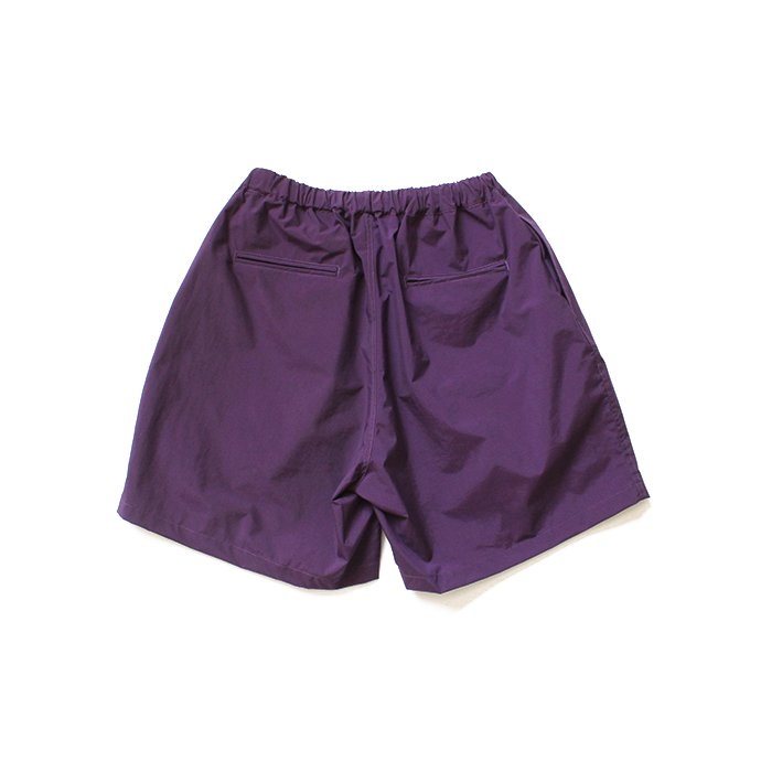 142049452 Powderhorn Mountaineering / Mountain Easy Shorts イージーショーツ PH19SS-004 - Purple 02