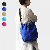 This is... / Cordura Drawstring Shoulder Bag コーデュラドローストリングショルダーバッグ - 全5色