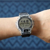CASIO G-SHOCK / クリアスケルトンGショック DW-6900SK-1<img class='new_mark_img2' src='//img.shop-pro.jp/img/new/icons47.gif' style='border:none;display:inline;margin:0px;padding:0px;width:auto;' />