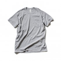GILDAN / 2300 6.0oz Ultra Cotton Short Sleeve Pocket T-Shirt ウルトラコットン半袖ポケットTシャツ - Sport Grey
