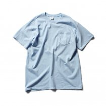 GILDAN / 2300 6.0oz Ultra Cotton Short Sleeve Pocket T-Shirt ウルトラコットン半袖ポケットTシャツ - Light Blue