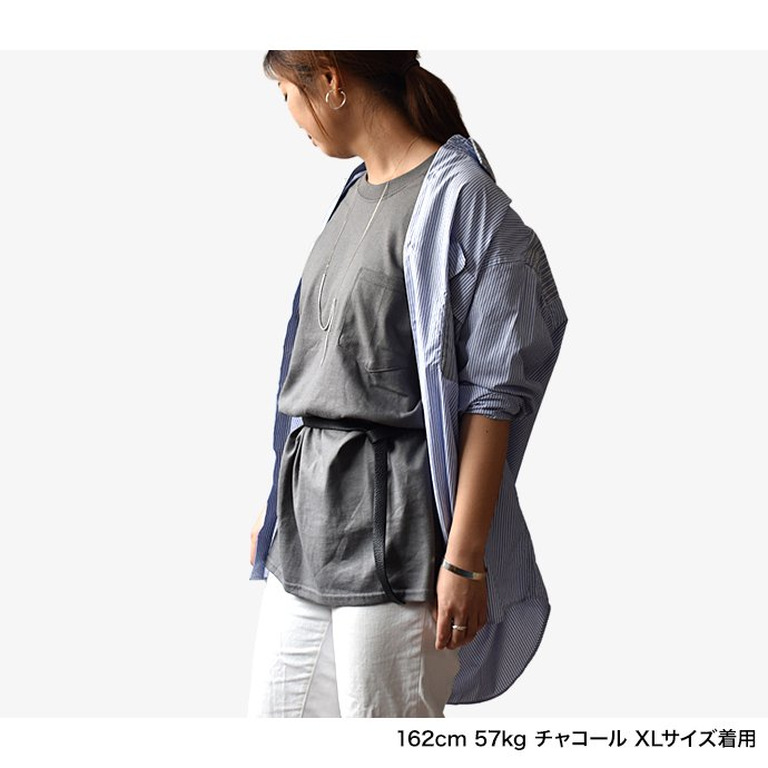 144311933 GILDAN / 2300 6.0oz Ultra Cotton Short Sleeve Pocket T-Shirt ウルトラコットン半袖ポケットTシャツ - Sand 02