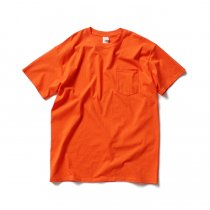 GILDAN / 2300 6.0oz Ultra Cotton Short Sleeve Pocket T-Shirt ウルトラコットン半袖ポケットTシャツ - Orange