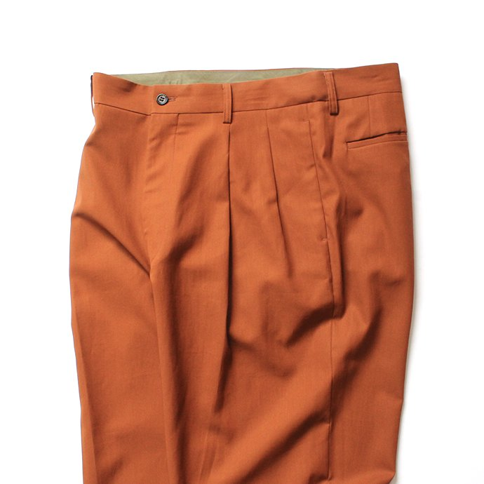 144639105 THEE(シー)/ high-rise wide trousers ハイウエストワイドトラウザーズ HT-PT-02-A Brown<img class='new_mark_img2' src='//img.shop-pro.jp/img/new/icons20.gif' style='border:none;display:inline;margin:0px;padding:0px;width:auto;' /> 02