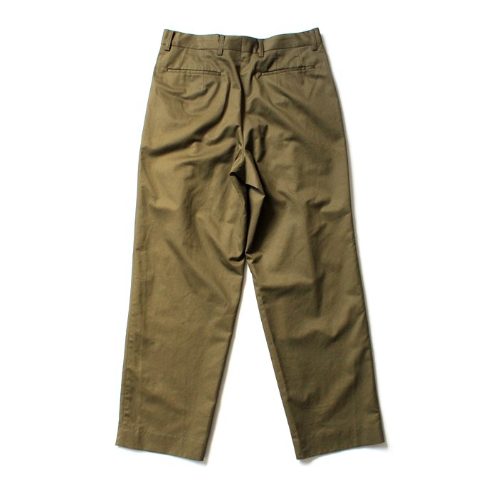 144639255 THEE(シー)/ high-rise wide trousers ハイウエストワイドトラウザーズ HT-PT-02-B Olive<img class='new_mark_img2' src='//img.shop-pro.jp/img/new/icons20.gif' style='border:none;display:inline;margin:0px;padding:0px;width:auto;' /> 02