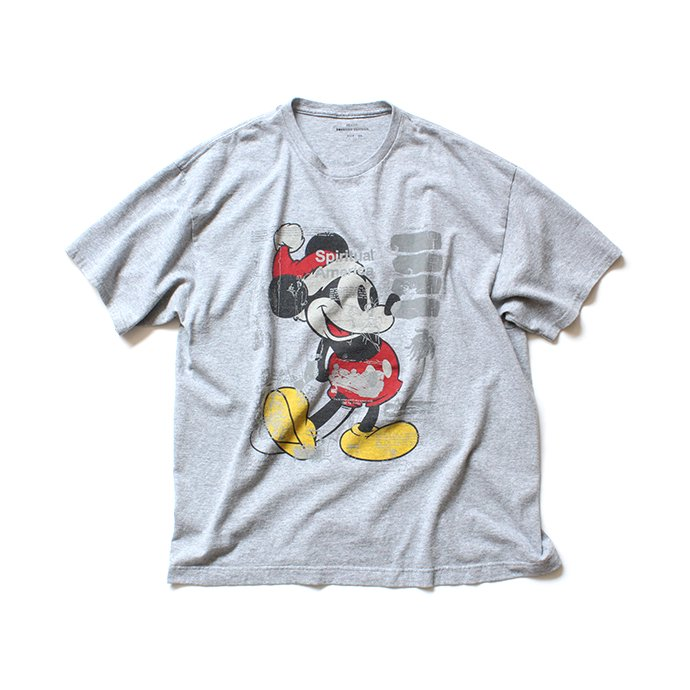 144704001 Hexico / American Cartoon Tee Ex. Used Tee Reflector Print リメイクプリントTシャツ02 グレーXL<img class='new_mark_img2' src='//img.shop-pro.jp/img/new/icons47.gif' style='border:none;display:inline;margin:0px;padding:0px;width:auto;' /> 01