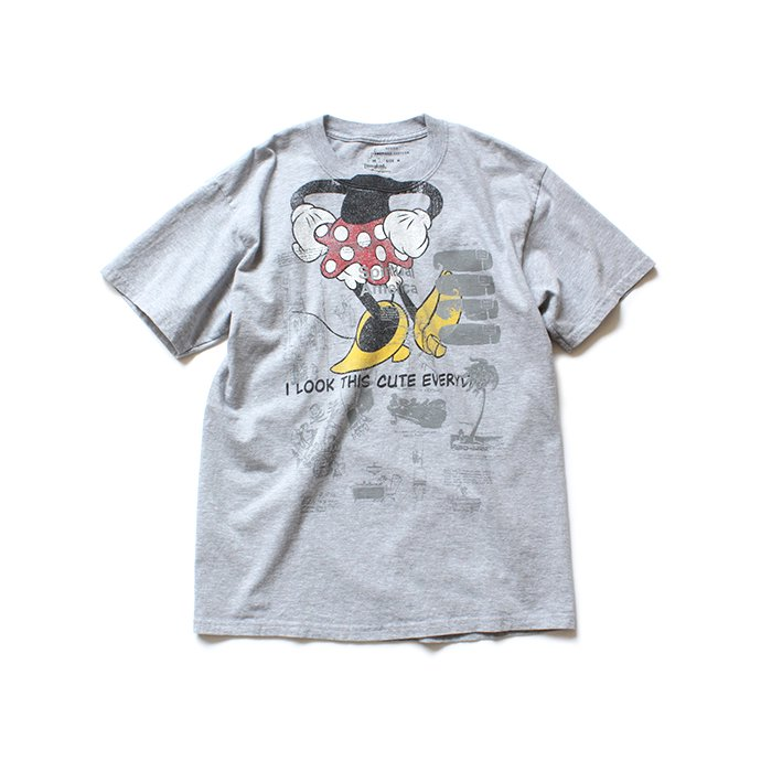 144704195 Hexico / American Cartoon Tee Ex. Used Tee Reflector Print リメイクプリントTシャツ04 グレーM<img class='new_mark_img2' src='//img.shop-pro.jp/img/new/icons47.gif' style='border:none;display:inline;margin:0px;padding:0px;width:auto;' /> 01