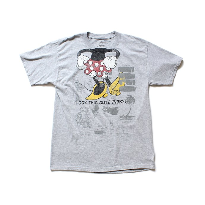 144704195 Hexico / American Cartoon Tee Ex. Used Tee Reflector Print リメイクプリントTシャツ04 グレーM<img class='new_mark_img2' src='//img.shop-pro.jp/img/new/icons47.gif' style='border:none;display:inline;margin:0px;padding:0px;width:auto;' /> 02