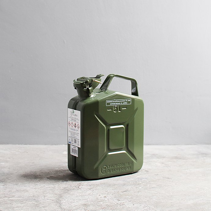 145050318 Hunersdorff / Metal Fuel Can Classic 5L ヒューナースドルフ ガソリン携行缶<img class='new_mark_img2' src='https://img.shop-pro.jp/img/new/icons47.gif' style='border:none;display:inline;margin:0px;padding:0px;width:auto;' /> 01