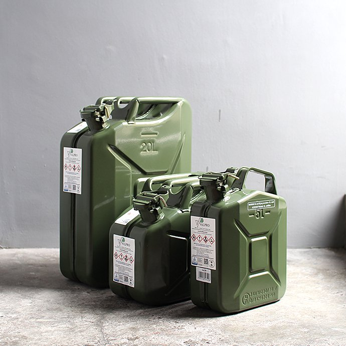145050318 Hunersdorff / Metal Fuel Can Classic 5L ヒューナースドルフ ガソリン携行缶<img class='new_mark_img2' src='https://img.shop-pro.jp/img/new/icons47.gif' style='border:none;display:inline;margin:0px;padding:0px;width:auto;' /> 02