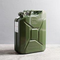 Hunersdorff / Metal Fuel Can Classic 20L ヒューナースドルフ ガソリン携行缶