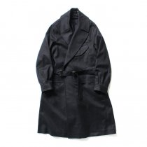blurhms / Super Surge Motorcycle Coat BHS-19AW013 - Navy
