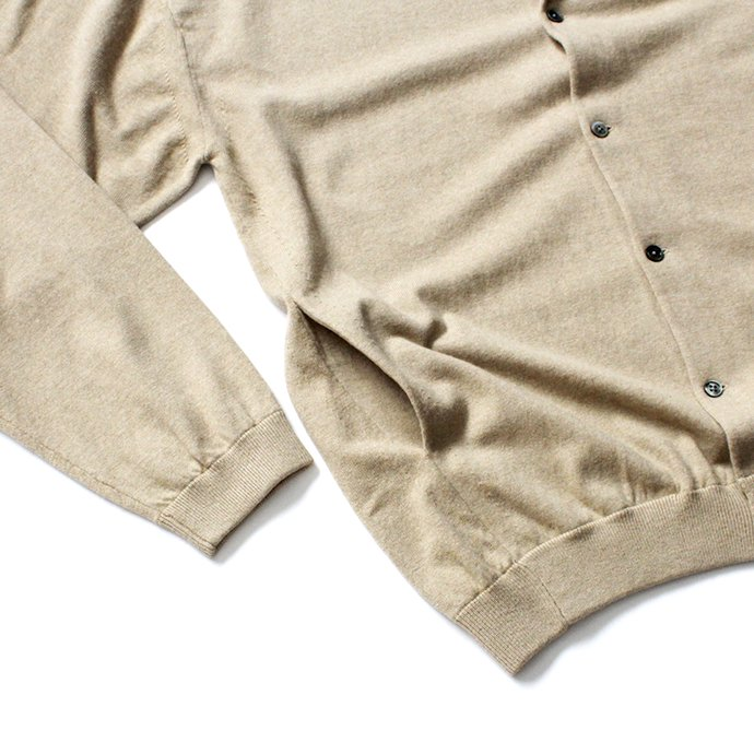 145587293 crepuscule / knit shirts L/S 1903-005 Beige ハイゲージニットシャツ ベージュ<img class='new_mark_img2' src='//img.shop-pro.jp/img/new/icons47.gif' style='border:none;display:inline;margin:0px;padding:0px;width:auto;' /> 02