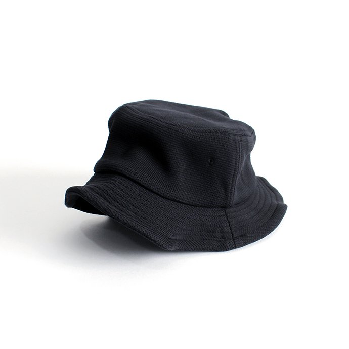 145611970 crepuscule / pork pie hat 1903-013 Black ポークパイハット ブラック 02