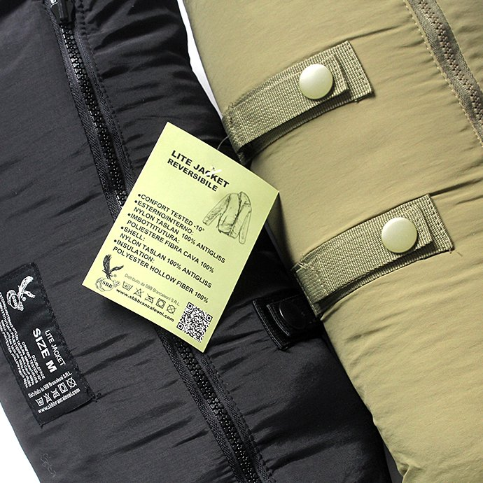 145911232 SBB / Reversible Lite Jacket - Olive/Tan リバーシブルライトジャケット<img class='new_mark_img2' src='//img.shop-pro.jp/img/new/icons47.gif' style='border:none;display:inline;margin:0px;padding:0px;width:auto;' /> 02