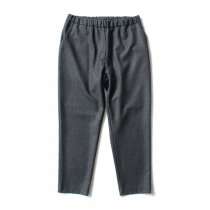 CEASTERS / No Pleats Easy Wool Trousers - Charcoal ウールイージートラウザーズ