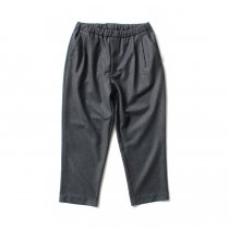 CEASTERS / 2P Easy Wool Trousers - Charcoal 2タックウールイージートラウザーズ<img class='new_mark_img2' src='https://img.shop-pro.jp/img/new/icons47.gif' style='border:none;display:inline;margin:0px;padding:0px;width:auto;' />