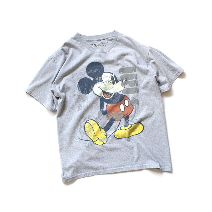 145954816 Hexico / American Cartoon Tee Ex. Used Tee Reflector Print リメイクプリントTシャツ09 グレー L<img class='new_mark_img2' src='//img.shop-pro.jp/img/new/icons47.gif' style='border:none;display:inline;margin:0px;padding:0px;width:auto;' /> 01
