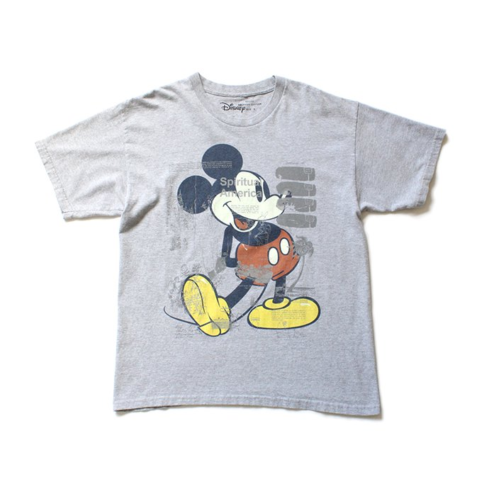 145954816 Hexico / American Cartoon Tee Ex. Used Tee Reflector Print リメイクプリントTシャツ09 グレー L<img class='new_mark_img2' src='//img.shop-pro.jp/img/new/icons47.gif' style='border:none;display:inline;margin:0px;padding:0px;width:auto;' /> 02