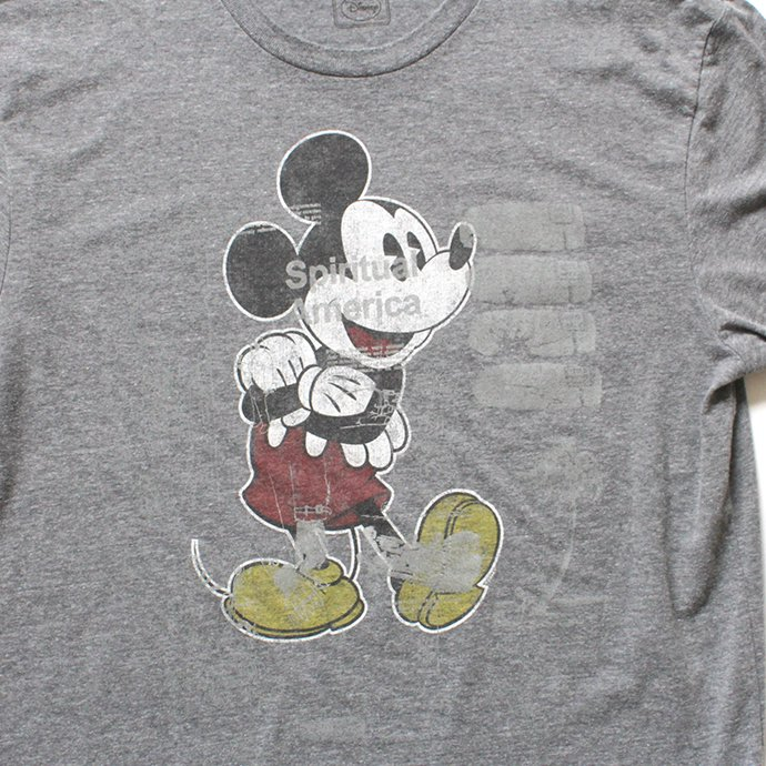 145955078 Hexico / American Cartoon Tee Ex. Used Tee Reflector Print リメイクプリントTシャツ10 ダークヘザー L<img class='new_mark_img2' src='//img.shop-pro.jp/img/new/icons47.gif' style='border:none;display:inline;margin:0px;padding:0px;width:auto;' /> 02
