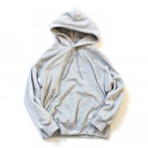 O-(オー)/ WRITERS HOODIE フリースフーデッドパーカー 20W-04 - Heather Gray<img class='new_mark_img2' src='//img.shop-pro.jp/img/new/icons47.gif' style='border:none;display:inline;margin:0px;padding:0px;width:auto;' />