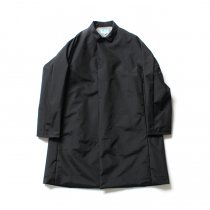 Powderhorn Mountaineering / P.H. M.COAT 3Lナイロン シェルコート PH19FW-001 - Black