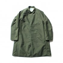 Powderhorn Mountaineering / P.H. M.COAT 3Lナイロン シェルコート PH19FW-001 - Olive