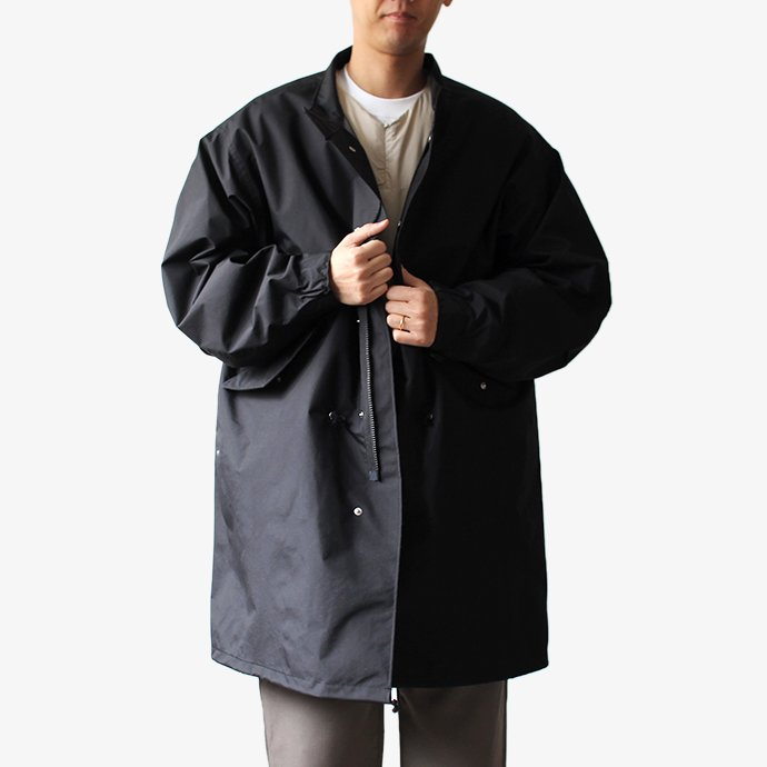 146464732 Powderhorn Mountaineering / P.H. M.MODS 3Lナイロン シェルパーカー PH19FW-002 - Black 02
