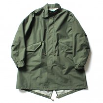 Powderhorn Mountaineering / P.H. M.MODS 3Lナイロン シェルパーカー PH19FW-002 - Olive