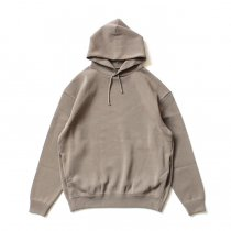 crepuscule / milanorib parka ミラノリブ ニットパーカー 1903-010 - Brown<img class='new_mark_img2' src='https://img.shop-pro.jp/img/new/icons47.gif' style='border:none;display:inline;margin:0px;padding:0px;width:auto;' />