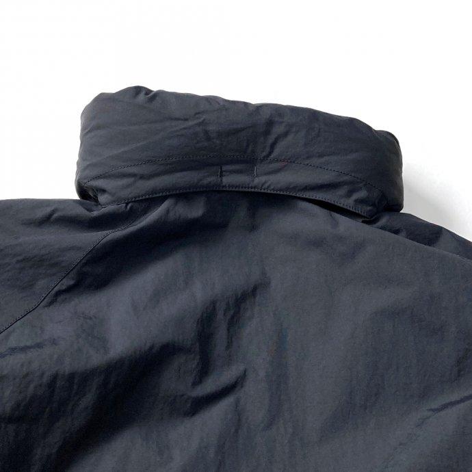 146540401 O-(オー)/ SLEEPY PARKA O-W-15 - Black 02