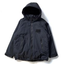O-(オー)/ SLEEPY PARKA O-W-15 - Black