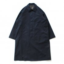 THEE(シー)/ bal collar coat. FX-CO-02 バルカラーコート - Navy