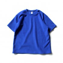 SMOKE T ONE / S/S Shirts フリース半袖Tシャツ - Winter Sea