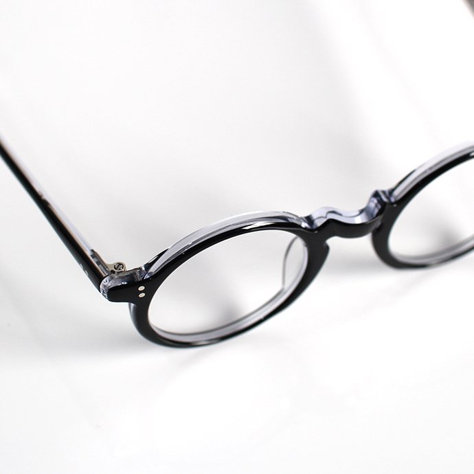 147453556 guepard / gp-11 - Black/Crystal クリアレンズ 02