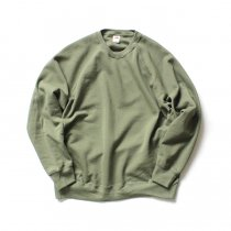 Fruit of the Loom Europe / Classic Raglan Sweat - Classic Olive