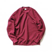 Fruit of the Loom Europe / Classic Raglan Sweat - Burgundy<img class='new_mark_img2' src='//img.shop-pro.jp/img/new/icons47.gif' style='border:none;display:inline;margin:0px;padding:0px;width:auto;' />