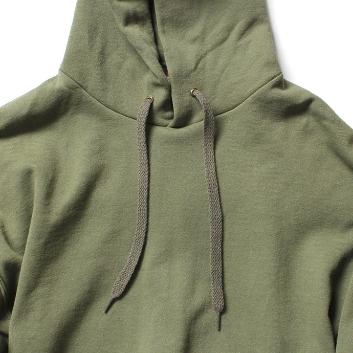147903115 Fruit of the Loom Europe / Classic Hooded Sweat - Classic Olive 02