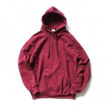 Fruit of the Loom Europe / Classic Hooded Sweat - Burgundy
