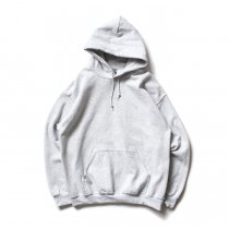 GILDAN / 18500 8.0oz Heavy Blend Hooded Sweatshirt プルオーバーパーカー - Ash Grey